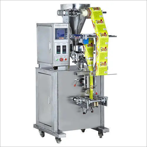 Granules Pouch Packaging Machine