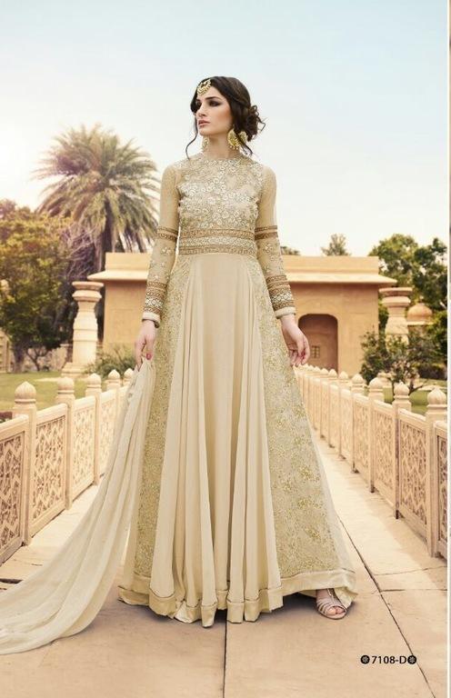 Latest Anarkali Salwar Suits