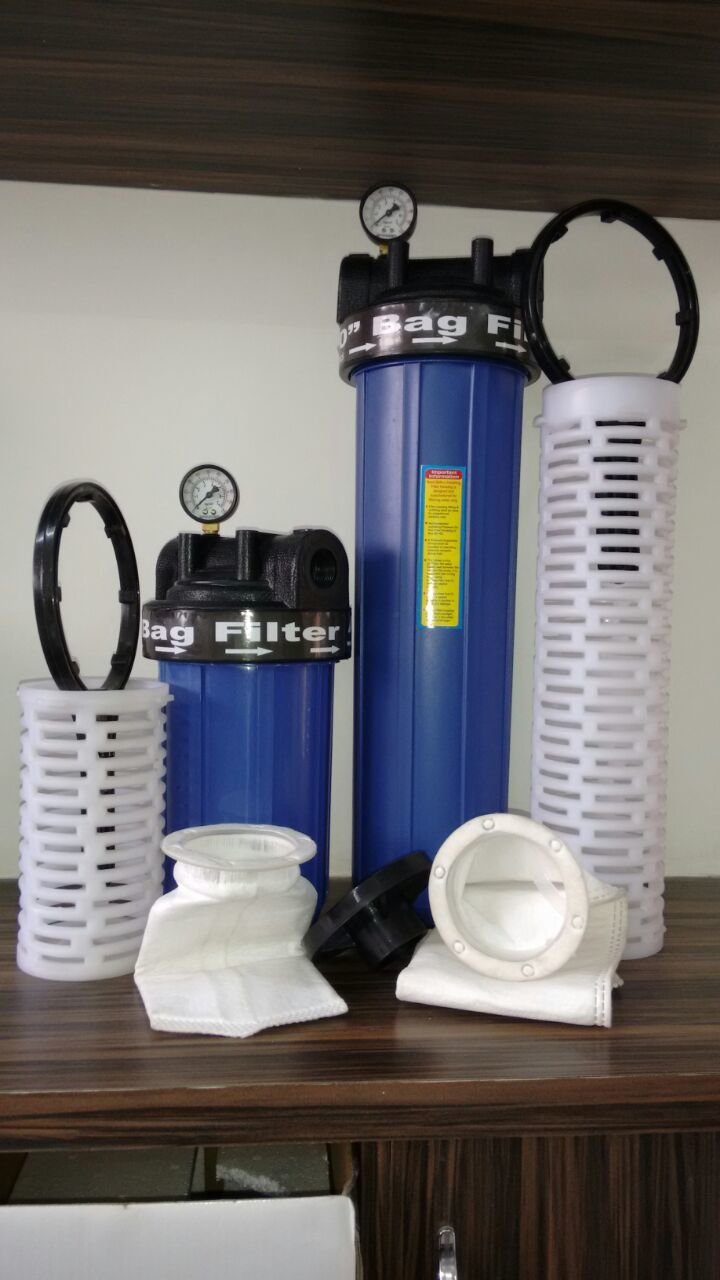 Cartridge Filter Housings