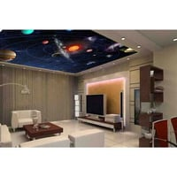 3D Ceiling Wallpaper