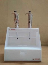 2 Bio Designer Micropipettes with one 3 Hole Stand