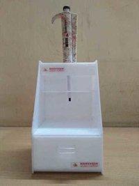1 Bio Designer Micropipette with a 3 Hole Stand