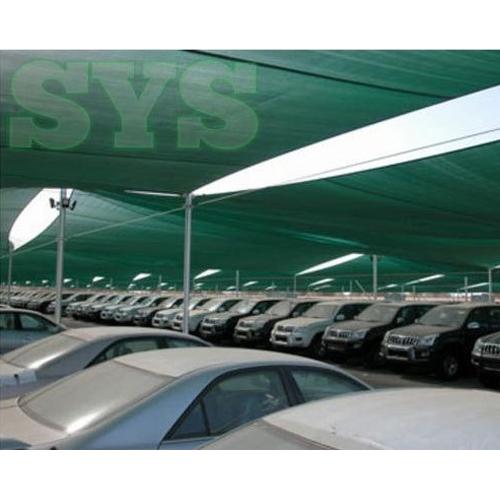 Car Parking Shade Net