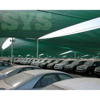 Car Parking Shade Net