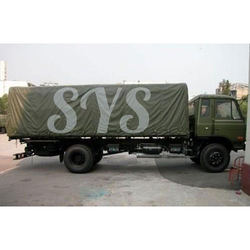 Canvas Truck Tarpaulin