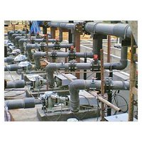 Utility piping fabrication