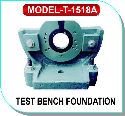 Test Bench Foundation