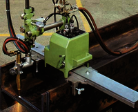 H Beam Cutting Machine