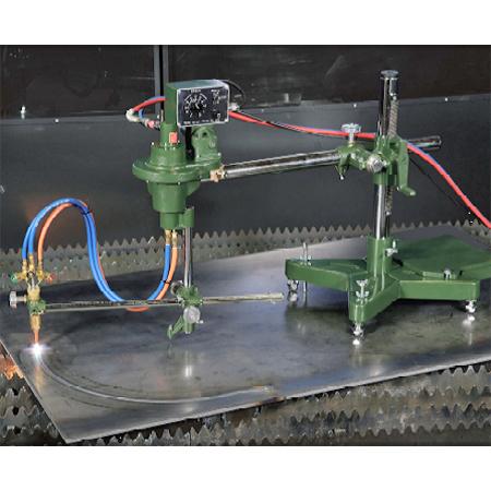 semi Automatic Circle Cutting Machine