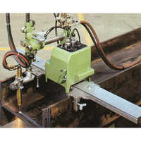 Portable Automatic H-Beam Oxy-Fuel Cutting Machine