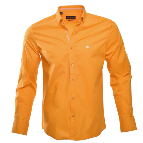 Men's Yellow Shirt