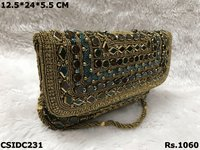 Antique Hand Work Embroided