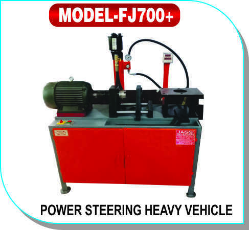 Power Steering Tester Bench