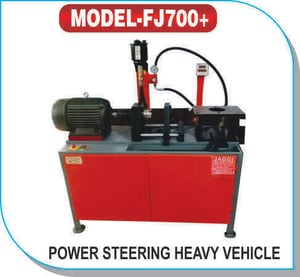 Power Steering Heavy Vehicle Tester Bench