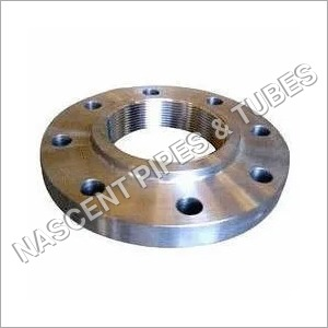 Titanium GR.2 Screwed Flanges