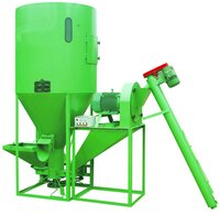 Vertical Grinding Mixing Machine