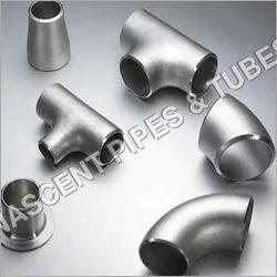 Titanium Grade 5 Pipe and Fittings