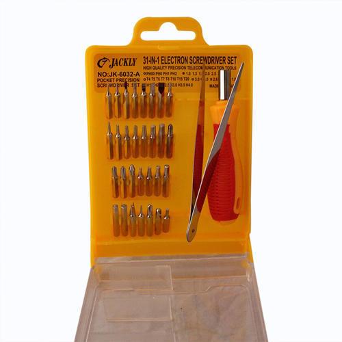 Jackley Tool Kit