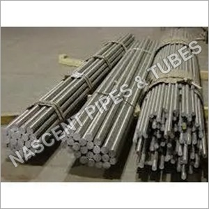 Titanium Round Bar - NASCENT PIPES AND TUBES, Flat No  104, 1st
