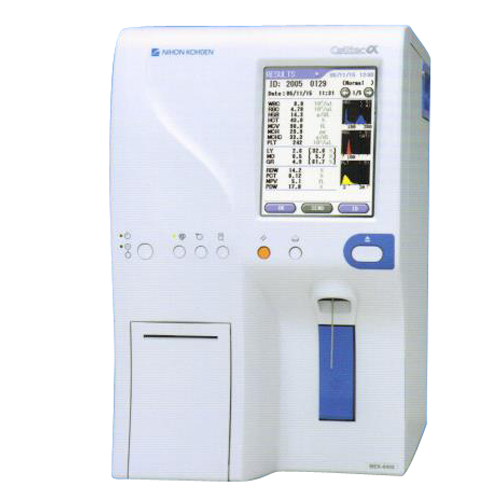 3PD Automated Hematology Analyzer