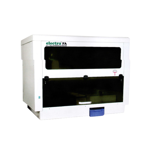 Electra FA Semi Automated Clia Analyzer