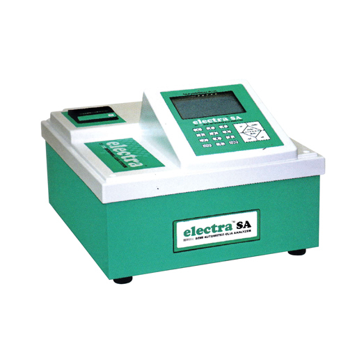 Electra SA Semi Automated Clia Analyzer