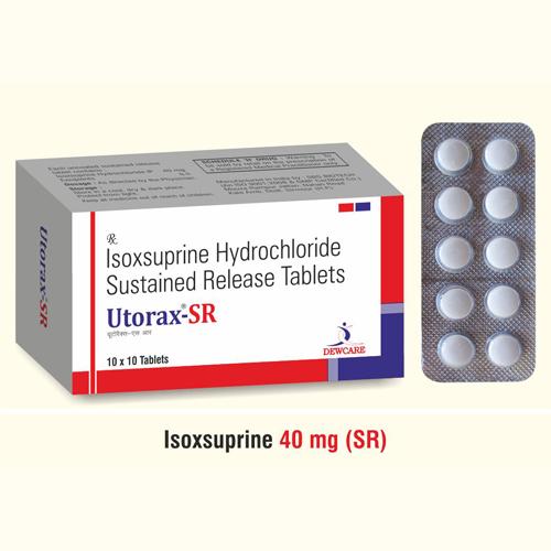Isoxsuprine Group