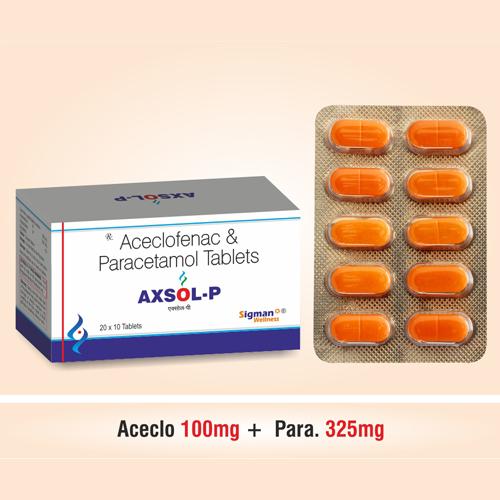Aceclofenac Tablets