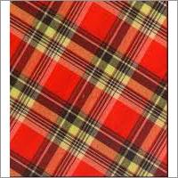 Check Woven Fabric