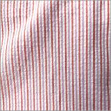 Multi Stripes Cotton Flex Woven Fabric