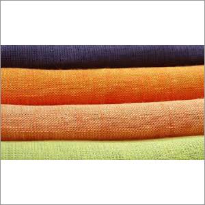 multi coloured linen fabric