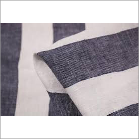 Stripes Linen Fabric
