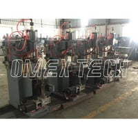 Middle Ring Welding Machine