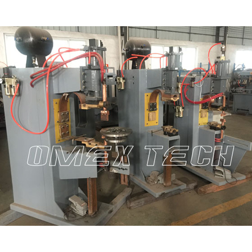Fan Guard Handle Welding Machine