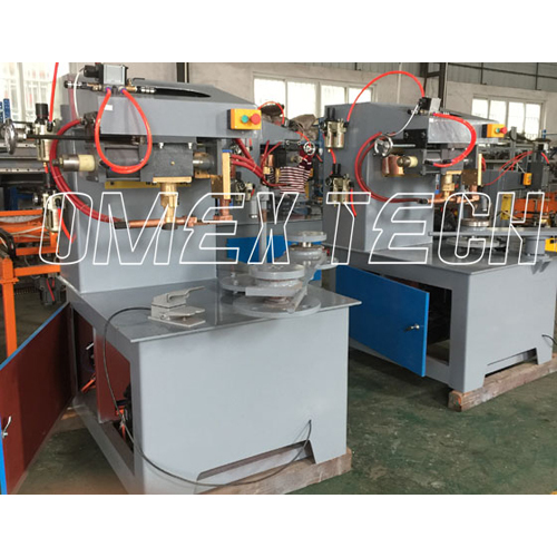 Outer Ring Welding Machine