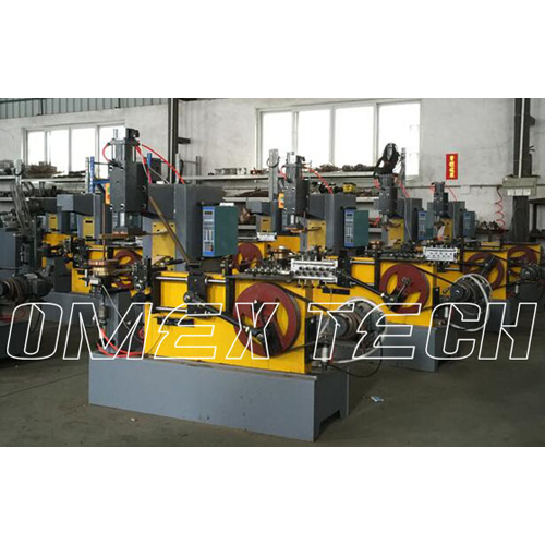 Inner Ring Spot Welding Machine