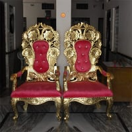 Royal Wedding Mandap Chair