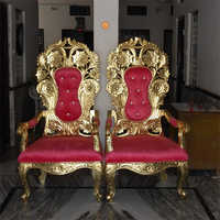 Royal Wedding Mandap Chair
