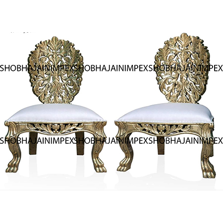 Small Wedding Mandap Chair