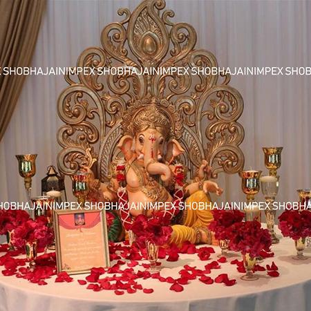 Beautiful Ganesh ji Statue