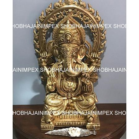 Brass Ganesh Ji