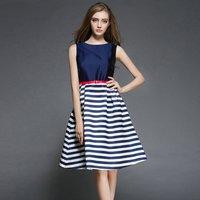 Fashionable Western Dress