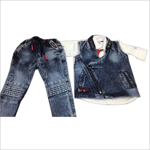 Designer Jacket Suit