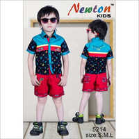 Kids Fancy Baba Suit