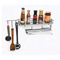 Foil, Hook & Spice Rack Euro