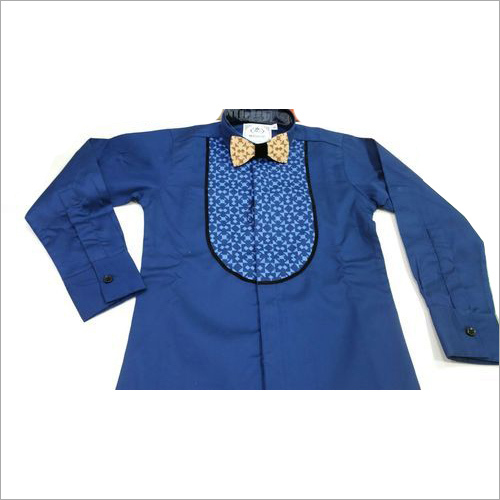 Kids Fancy Kurta Shirt