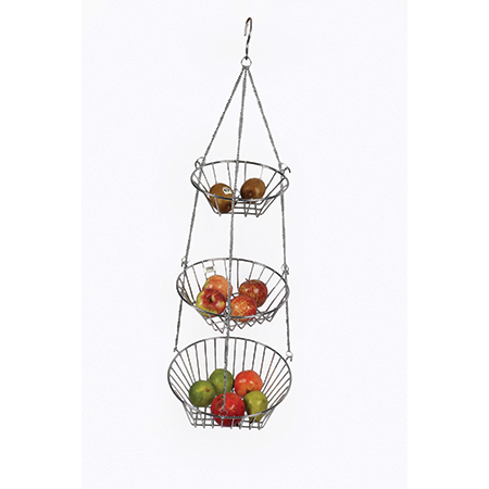 3 Tier Fruit Basket