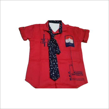 Kids Fashion Shirt