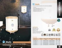 Kalptree - Shells  25 Liters - Electric Water Heater / Geyser (All India Home Service)