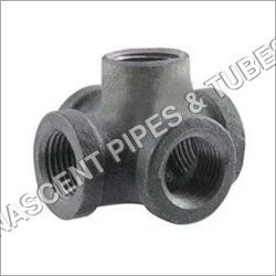 Stainless Steel Socket Weld Cross Fitting 317